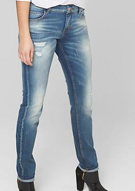 slim fit jeans f r damen bequem im s oliver online shop kaufen. Black Bedroom Furniture Sets. Home Design Ideas