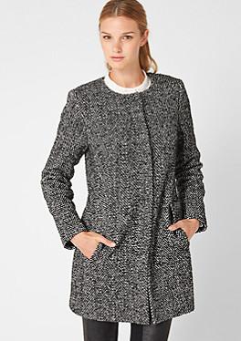 coats order now in the s oliver online shop. Black Bedroom Furniture Sets. Home Design Ideas