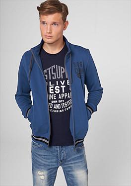sweatshirts order now in the s oliver online shop. Black Bedroom Furniture Sets. Home Design Ideas
