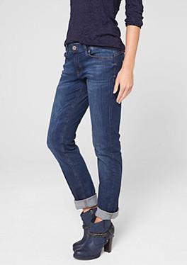 jeans bestseller f r damen bequem im s oliver online shop. Black Bedroom Furniture Sets. Home Design Ideas