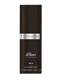 SUPERIOR by s.Oliver Selection Deo Spray 150 ml
