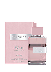 SUPERIOR by s.Oliver Selection EdT Natural Spray 50 ml