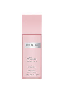 SUPERIOR by s.Oliver Selection Deodorant Natural Spray 75 ml