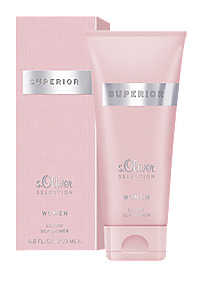 SUPERIOR by s.Oliver Selection Luxury Silk Shower 200 ml