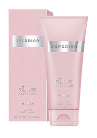 SUPERIOR by s.Oliver Selection Luxury Body Lotion 200 ml