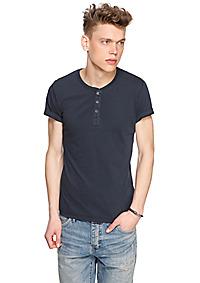 s oliver denim t shirts jetzt im s oliver online shop kaufen. Black Bedroom Furniture Sets. Home Design Ideas