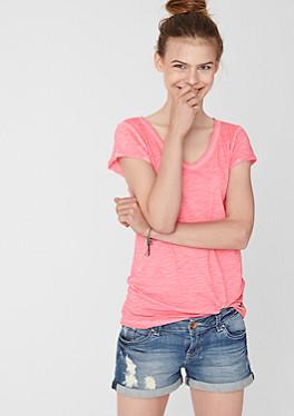 shorts capris order now in the s oliver online shop. Black Bedroom Furniture Sets. Home Design Ideas