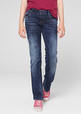 straight jeans f r damen bequem im s oliver online shop kaufen. Black Bedroom Furniture Sets. Home Design Ideas