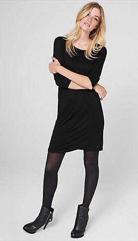 casual kleider f r damen bequem im s oliver online shop kaufen. Black Bedroom Furniture Sets. Home Design Ideas