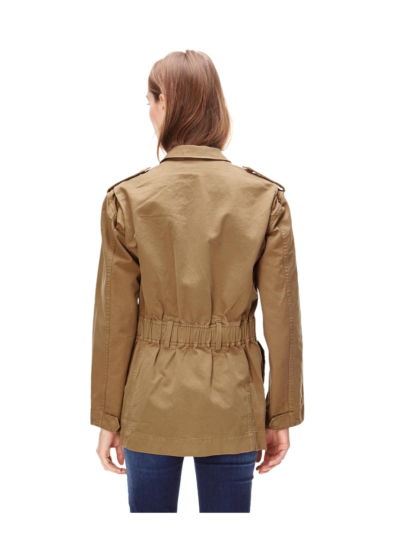 Liebeskind Berlin Die lässige Jacke aus Baumwolle begeistert mit großen  Taschen und funktionalen Details. Die 9e3d29e1c7