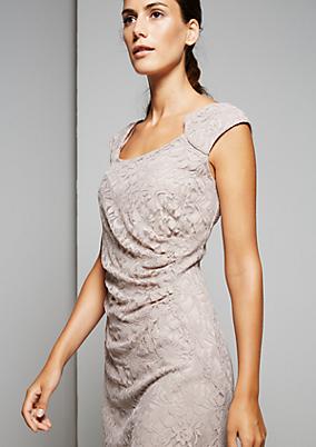 Glamouröses Abendkleid aus Spitze