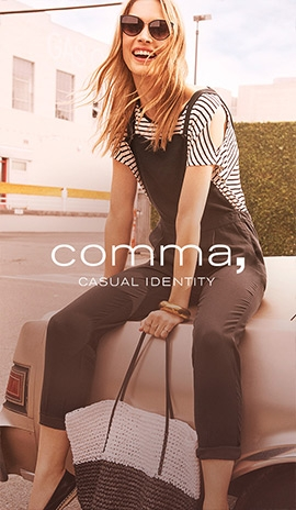 Comma - Casual Identity