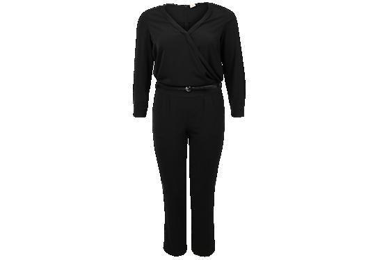 Eleganter Overall aus Crêpe von s.Oliver