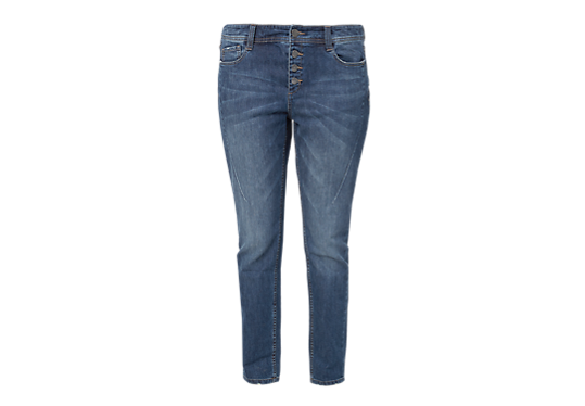 Fancy Fit: Lässige Stretch-Jeans von s.Oliver