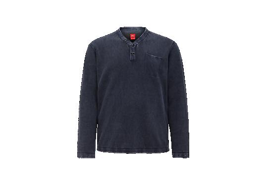 Garment Dye-Strickpullover von s.Oliver