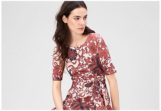 Kleid für Card Kunden nur 99,99 € von s.Oliver