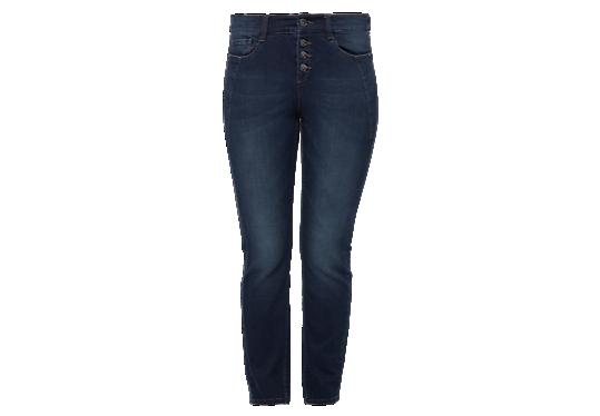 Regular: Schmale Stretch-Jeans von s.Oliver