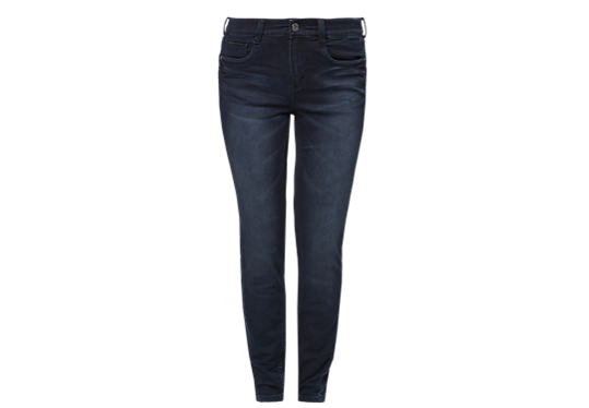 Skinny: Dunkle Stretch-Denim von s.Oliver