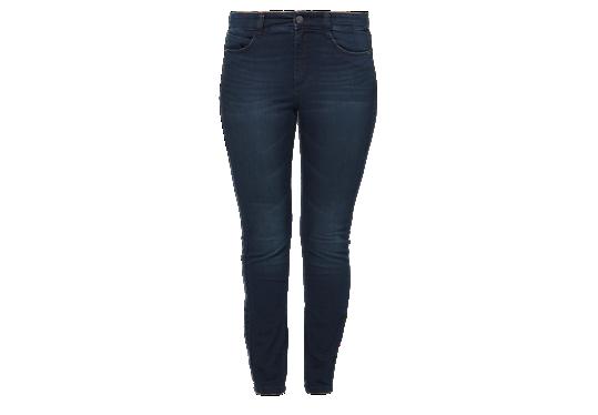 Skinny: Graublaue Jeans von s.Oliver