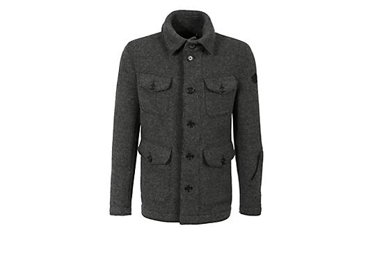 Wollfleece-Jacke mit vielen Taschen von s.Oliver