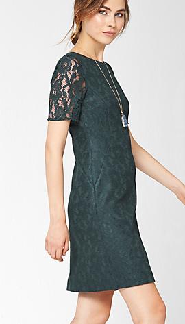 festliche kleider f r damen bequem im s oliver online shop kaufen. Black Bedroom Furniture Sets. Home Design Ideas