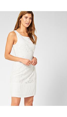 Kleid mit floralem Muster von s.Oliver