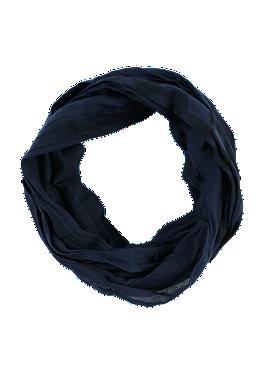Baumwoll-Loop im Crumpled-Look von s.Oliver