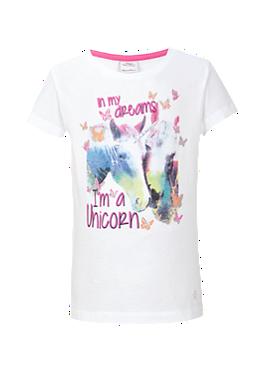 Bezauberndes Einhorn-Shirt von s.Oliver