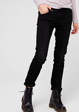 Catie Slim: Schmale Colored-Jeans von s.Oliver