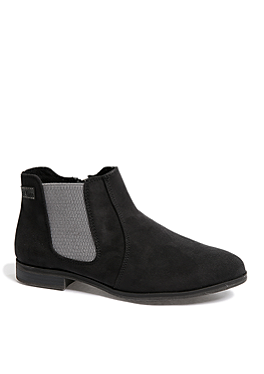Chelsea Boots in Veloursleder-Optik von s.Oliver