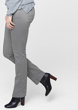 Curvy: Jeans ohne Wascheffekt von s.Oliver