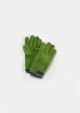 Fingerhandschuhe aus Strick von s.Oliver