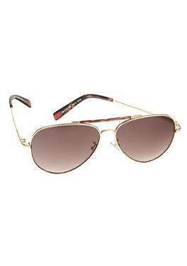 Fliegerbrille mit Farbverlauf von s.Oliver