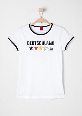 Fußball-EM-Shirt von s.Oliver