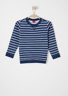 Gestreiftes Sweatshirt von s.Oliver