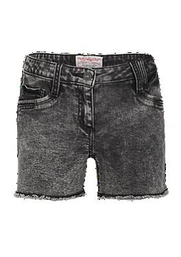 Graue Jeansshorts von s.Oliver