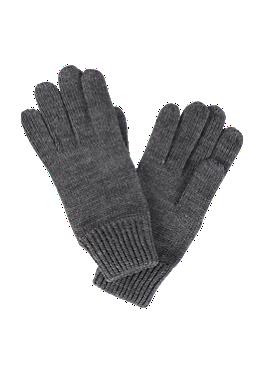 Handschuhe aus Feinstrick von s.Oliver
