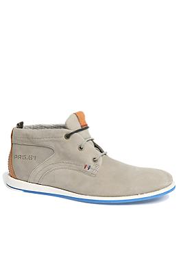 High Sneakers aus Leder von s.Oliver