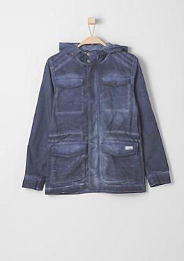Jacke aus Baumwolltwill von s.Oliver