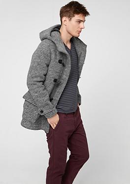 Jacke im Dufflecoat-Stil von s.Oliver