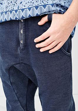 Jogging Pants im Jeans-Look von s.Oliver
