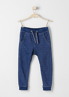 Jogging-Pants im Relaxed-Fit von s.Oliver