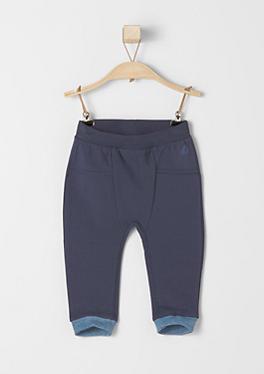 Jogging Pants mit Bündchen von s.Oliver