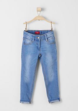 Kathy: Jeans mit Herz-Taschen von s.Oliver