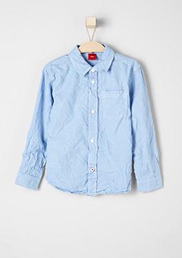 Langarmhemd mit Brusttasche von s.Oliver