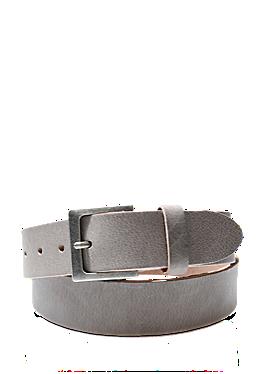 Ledergürtel mit Vintage-Schließe von s.Oliver