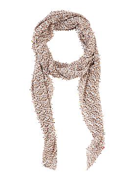 Leichter Schal mit Allover-Muster von s.Oliver