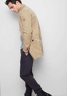 Mantel im Trenchcoat-Style von s.Oliver