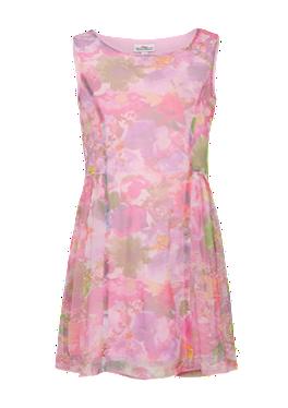 Mesh-Kleid in Pastelltönen von s.Oliver