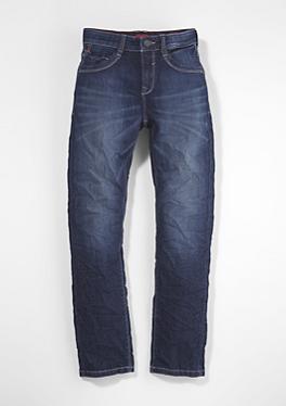 Pete: Jeans mit Used-Waschung von s.Oliver